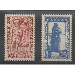 Fezzan - 1950 - Nb 54/55