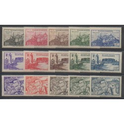 Fezzan - 1946 - Nb 28/42