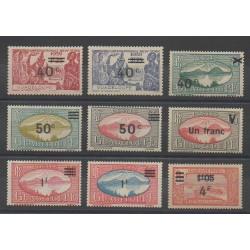 Guadeloupe - 1943 - No 163/171