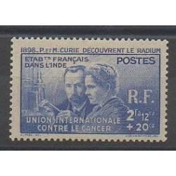 Inde - 1938 - No 115 - Neuf avec charnière