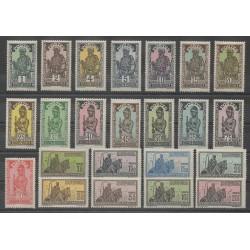 Haute-Volta - 1928 - No 43/65