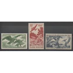 Guyane - 1947 - No PA35/PA37