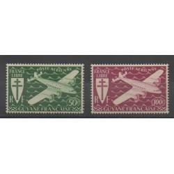 Guyane - 1945 - No PA26/PA27