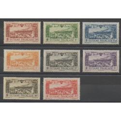 Guyane - 1933 - No PA11/PA18