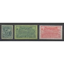 Guyane - 1928 - No 106/108