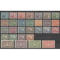 Indochine - 1931 - No 150/170