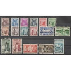 Maroc - 1955 - No 345/361