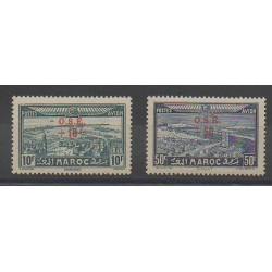 Maroc - 1938 - No PA41/PA42