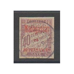 Madagascar - 1896 - No T5 - Oblitéré