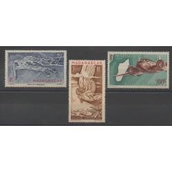 Madagascar - 1946 - No PA63/PA64A