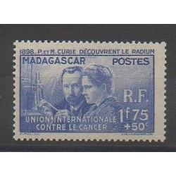 Madagascar - 1938 - No 206