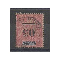Madagascar - 1902 - Nb 48a - Used