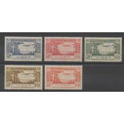 Niger - 1940 - No PA1/PA5
