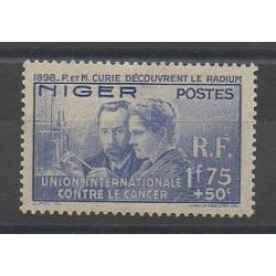 Niger - 1938 - Nb 63