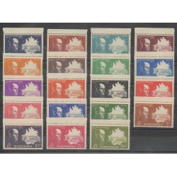 Martinique - 1945 - No 199/217