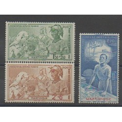 Martinique - 1942 - No PA1/PA3