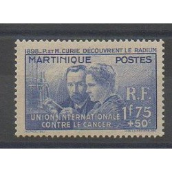 Martinique - 1938 - Nb 167
