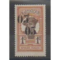 Martinique - 1920 - No 83b - Neuf avec charnière