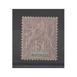 Martinique - 1899 - No 51 - Neuf avec charnière