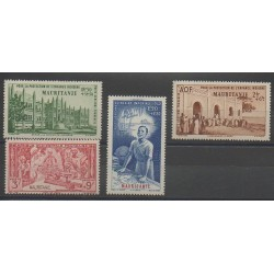 Mauritanie - 1942 - No PA6/PA9