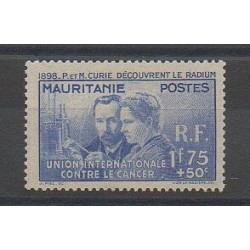 Mauritanie - 1938 - No 72