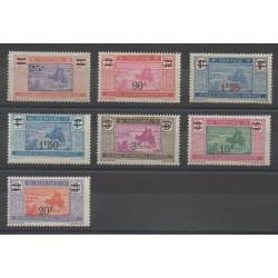 Mauritania - 1924 - Nb 50/56