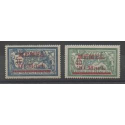 Mémel - 1920 - No 36/37
