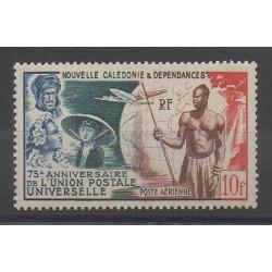 Nouvelle-Calédonie - Poste aérienne - 1949 - No PA64