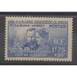 Nouvelle-Calédonie - 1938 - No 172