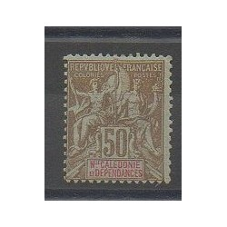 New Caledonia - 1900 - Nb 63 - Mint hinged