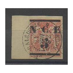 Nouvelle-Calédonie - 1883 - No 6 - Oblitéré