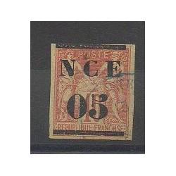 Nouvelle-Calédonie - 1881 - No 3 - Oblitéré