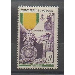 Océanie - 1955 - No 202 - Neuf avec charnière