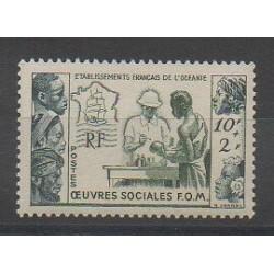 Océanie - 1950 - No 201