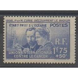 Océanie - 1938 - No 127