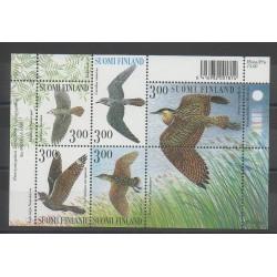 Finlande - 1999 - No BF22 - Oiseaux