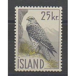 Islande - 1959 - No 298 - Oiseaux