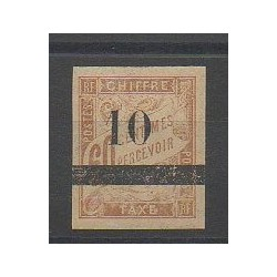 Senegal - 1903 - Nb T2 - Mint hinged