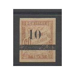 Sénégal - 1903 - No T2 - Neuf avec charnière