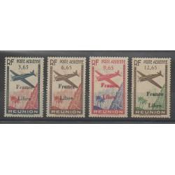 Réunion - 1943 - No PA24/PA27