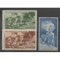 Réunion - 1942 - No PA7/PA9