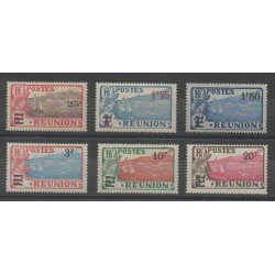 Reunion - 1924 - Nb 103/108