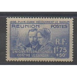 Reunion - 1938 - Nb 155 - Mint hinged