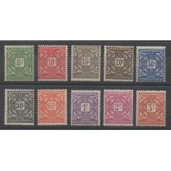 Soudan - 1931 - No T11/T20