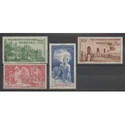 Sudan - 1942 - Nb PA6/PA9