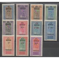 Soudan - 1922 - No 42/52