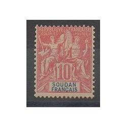Soudan - 1900 - No 16 - Neuf avec charnière