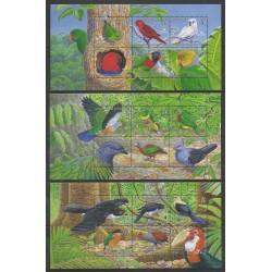 Salomon (Iles) - 2005 - No 1136/1153 - Oiseaux