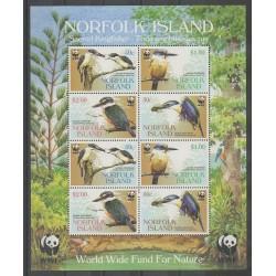 Norfolk - 2004 - No F836 - Oiseaux
