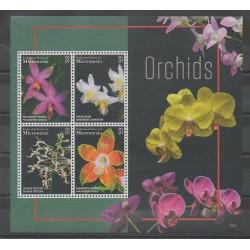 Micronésie - 2016 - No 2283/2286 - Orchidées